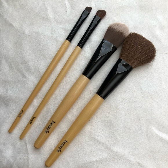Benefit Other - Benefit Brush Set of 4